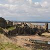 La Reforma de la iglesia escocesa en 1560 tuvo poco efecto inmediato en el castillo y su operacion; pero empezo a ser negado cada vez mas. Su asociacion con la iglesia parecio permanentemente severa en 1606 cuando paso a manos del Conde de Dunbar, pero luego regreso al control de la iglesia antes de que cayera en ruinas durante la ascendencia de William y Mary en 1689.