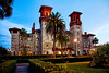 Lightner Museum at Sunset