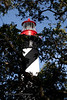 Lighthouse thru the Trees