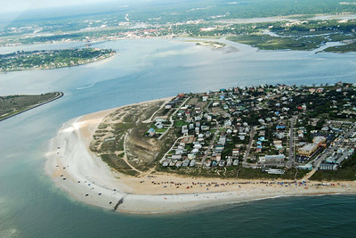 715 St Augustine from the air