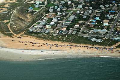 713 St Augustine from the air