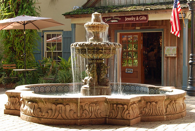 004 Fountain in St Augustine