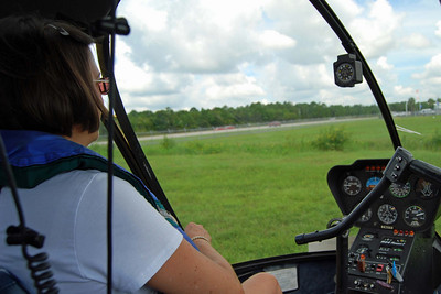704 Lisa in helicopter front seat