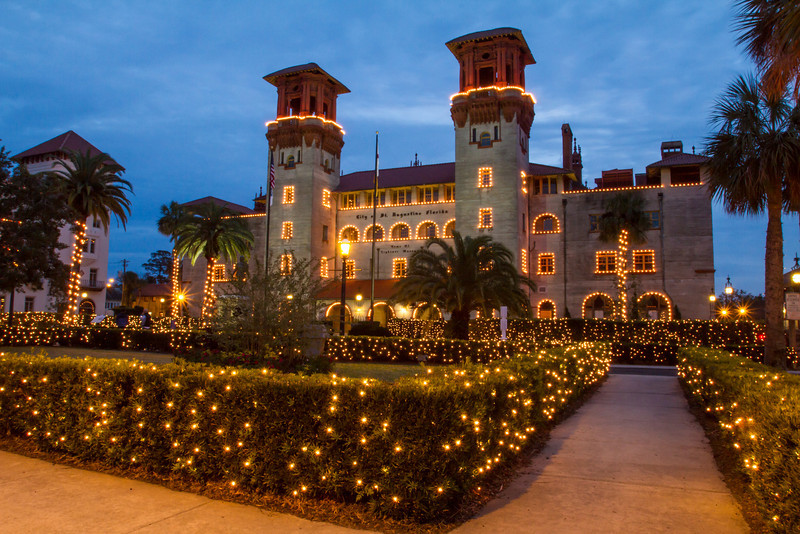 Nights of Lights featuring the Lightner Museum
