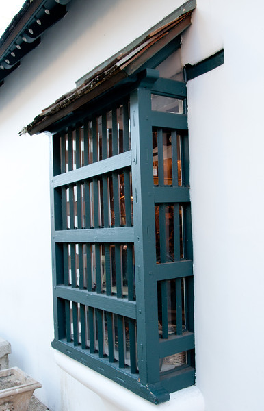 Interesting window covering