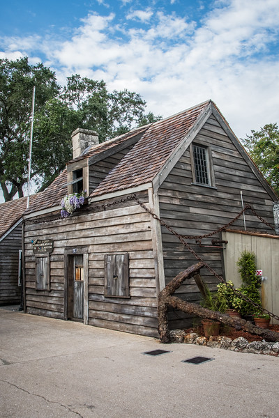 The oldest school house in the USA