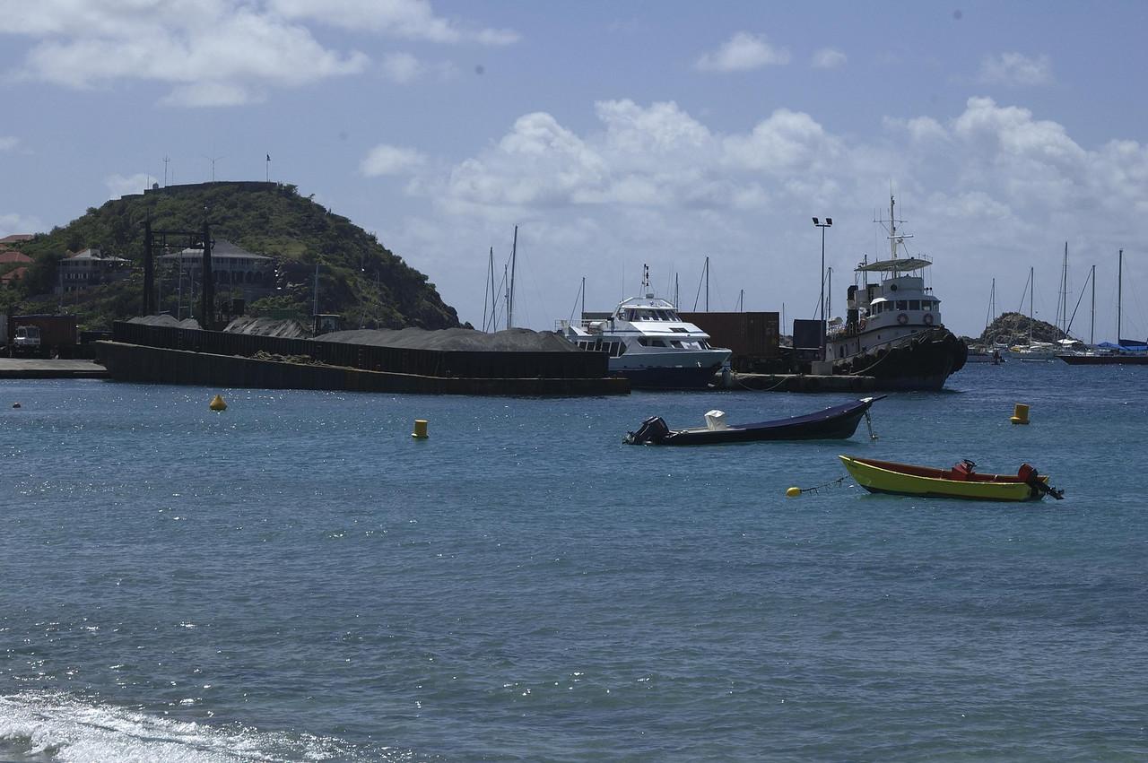 The port at Public.