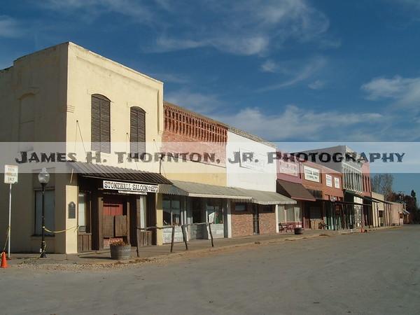 Stonewall Saloon, St. Jo, Texas