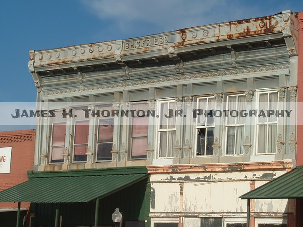 St. Jo, Texas old  building