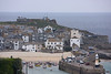 St Ives Harbour, Cornwall, England