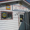 Souvenir and convenience store at Petty Harbour in Newfoundland, Canada.