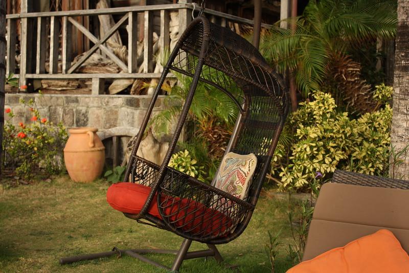 Palms Court Gardens grounds, Basseterre, St. Kitts, August 23, 2015.