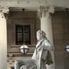 Jefferson at the Missouri Historical Society museum's Jefferson Monument