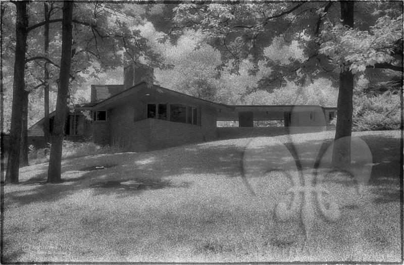 Frank Lloyd Wright's Kraus House (1955)