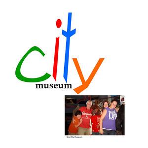 St Louis - City Museum - July 18 , 2008