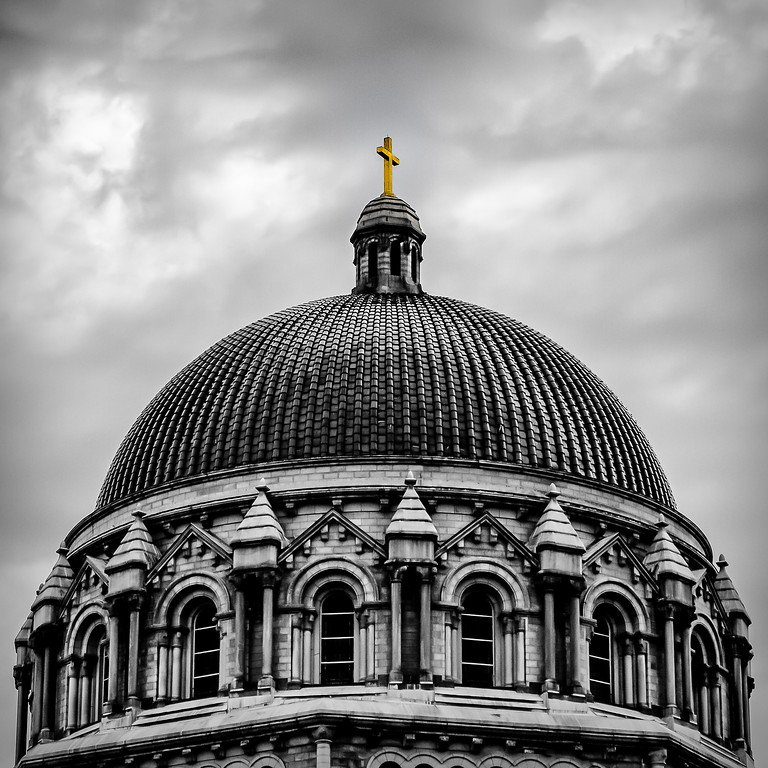 Basilica Cathedral of St. Louis Dome