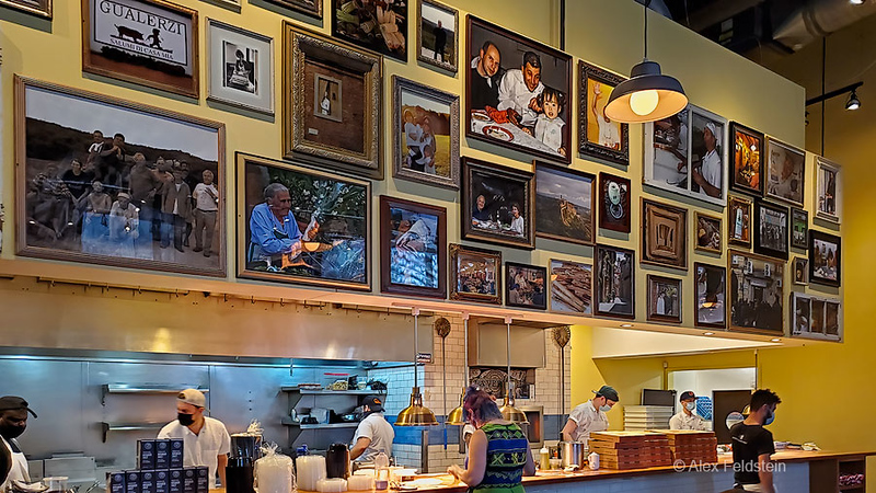 Pastaria Italian Restaurant