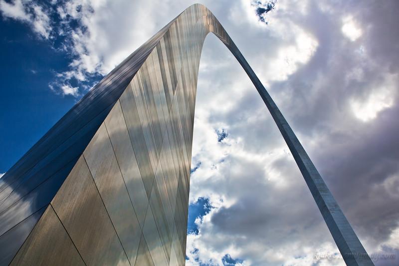 Jefferson Gateway Arch