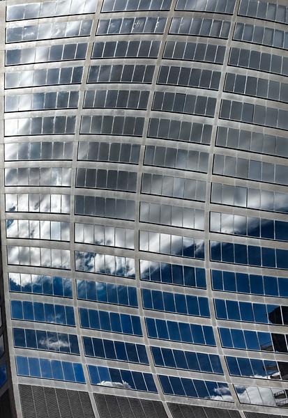 Warped reflections