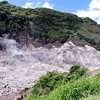 Vocano Crater on St Lucia 11/22/06