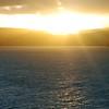 Sunrise in St Lucia  11/22/06