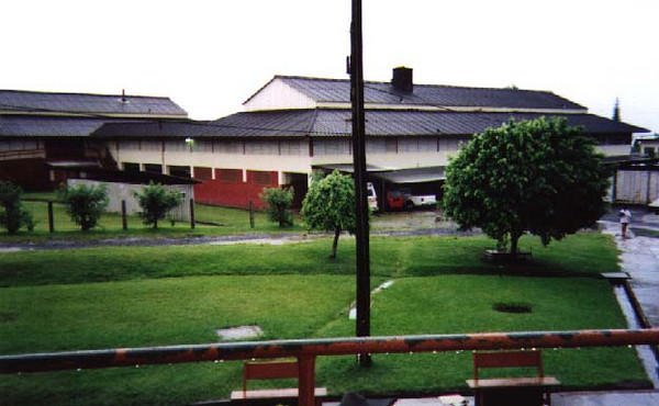 Vieux Fort Hospital in St. Lucia 1996