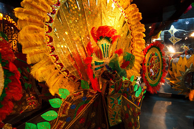Carnival Costumes, St Lucia Distilleries
