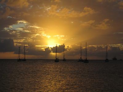 St. Lucia: January 2007