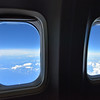 Over the Atlantic - CLT>>>SXM