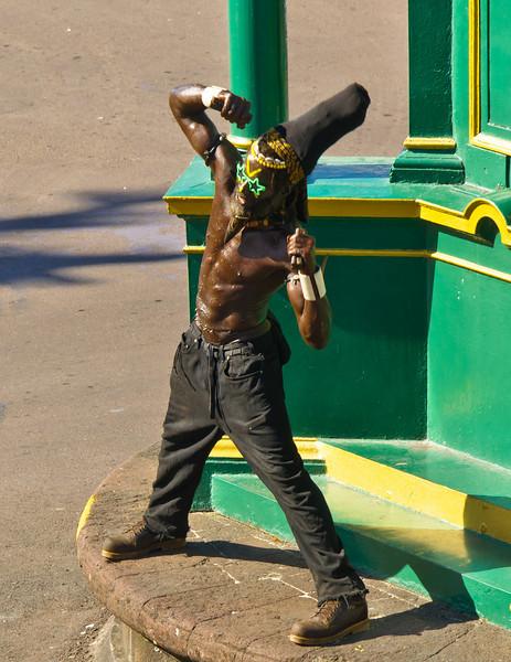 Basseterre, St. Kitts Street Character
