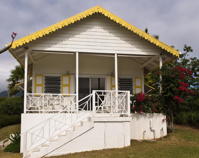 Cottage at Black Sand Cove, Nevis