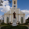"St. Martin de Tours Catholic Church: The fourth oldest church in the State of Louisiana. Built in 1836 on the site of a previous church, it is the ""mother church"" of the Acadians."