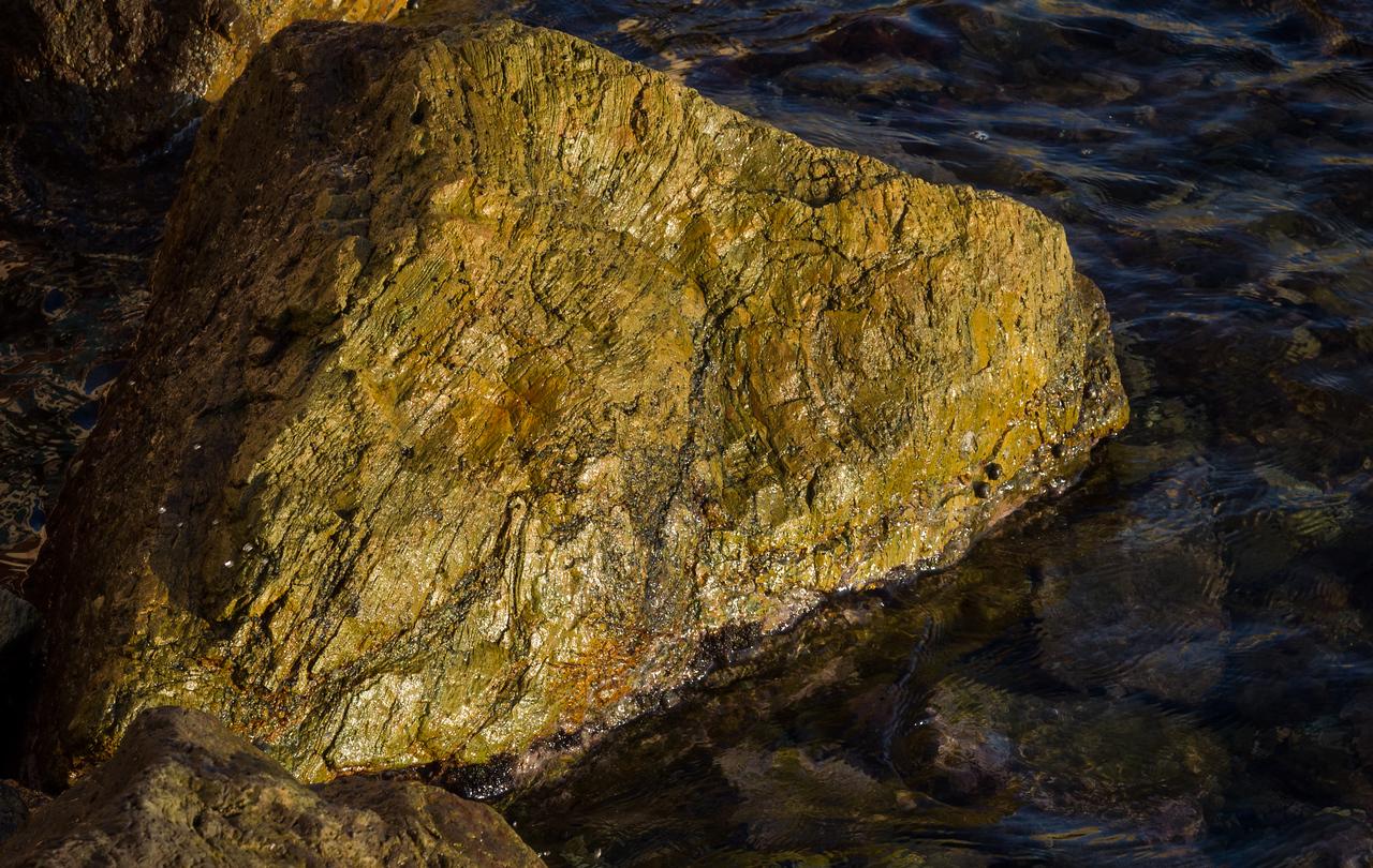 Rocky textures