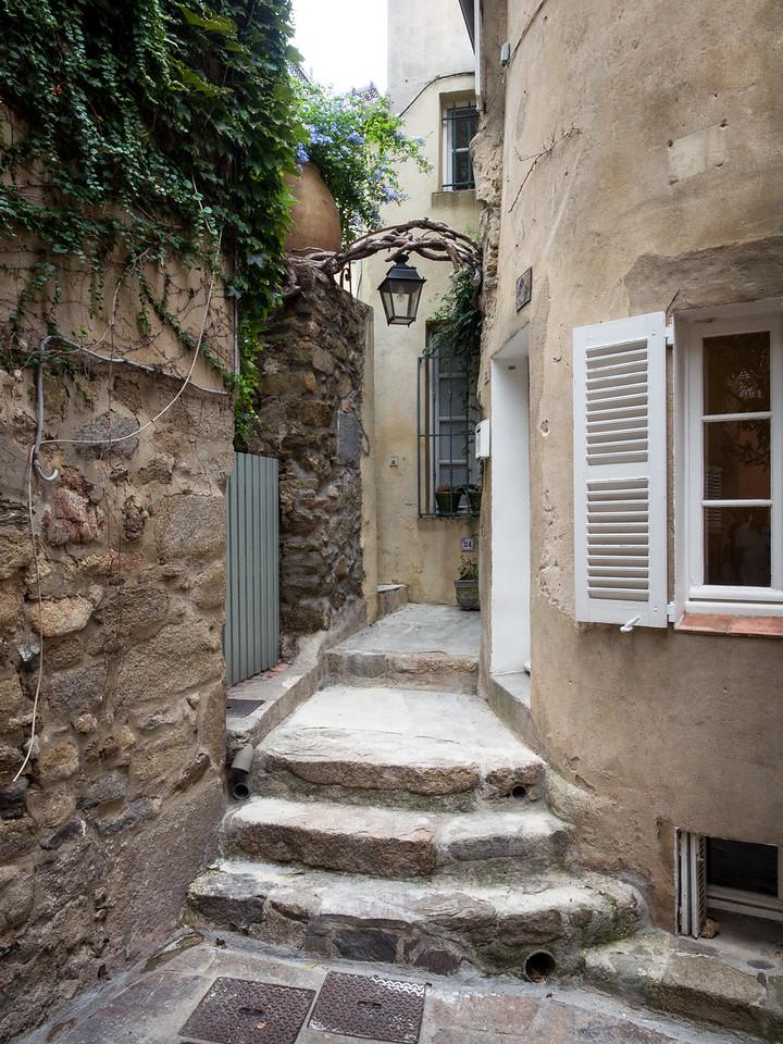 Streets of Ramatuelle