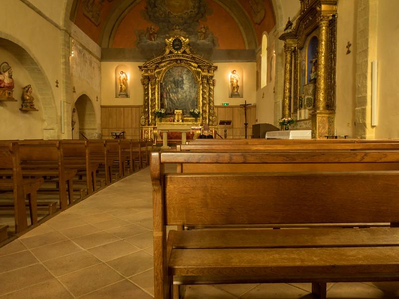 Ramatuelle church