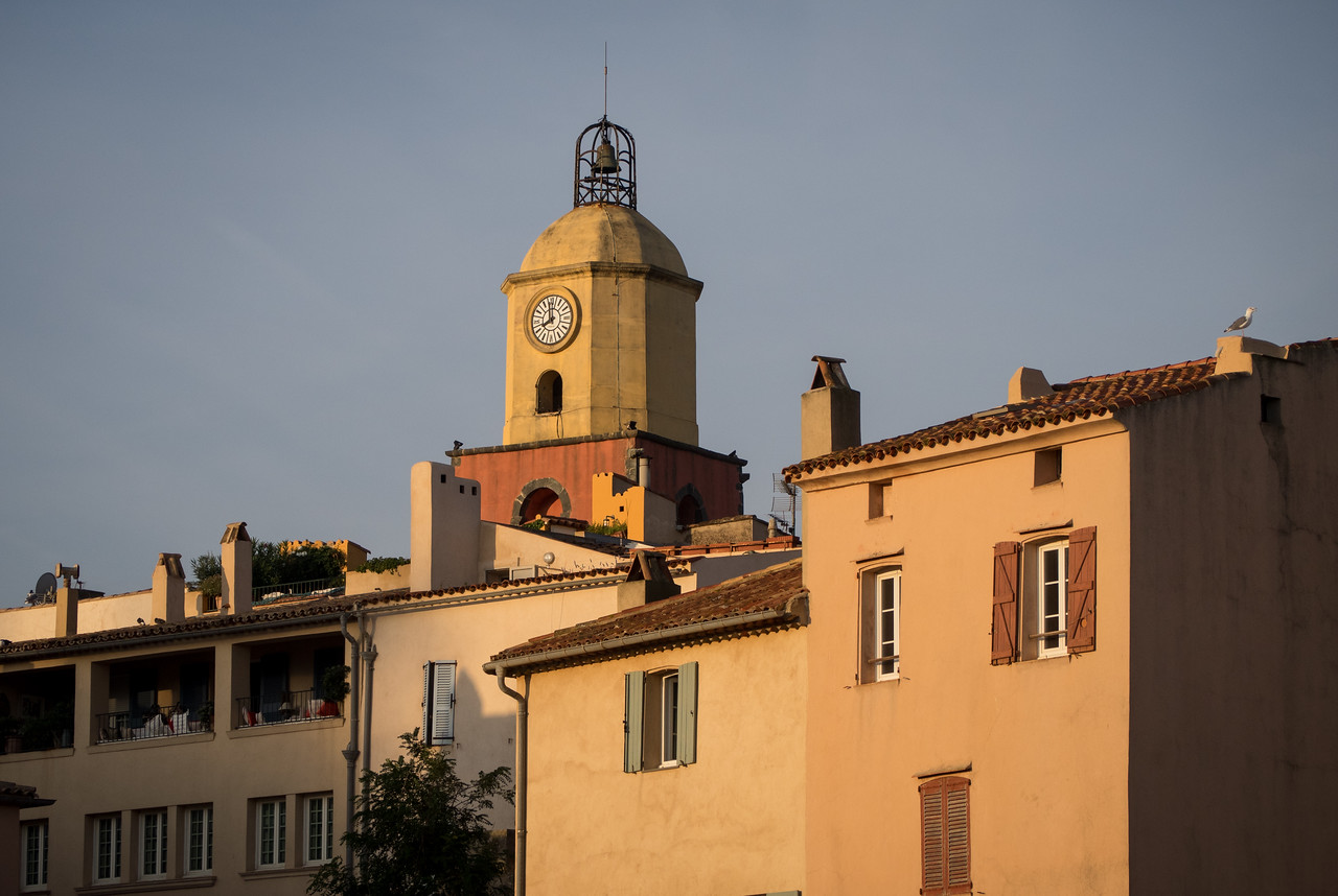 St Tropez church