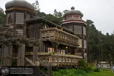 St. Orres Inn, Gualala, CA