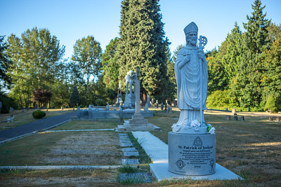 St Patrick Cemetery
