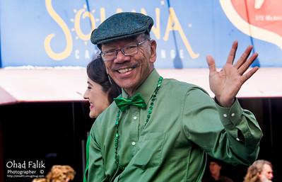 St. Patrick Day Pariad San Fransisco