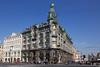 Singer Building (Kompania Singera) on Nevsky Prospect, St. Petersburg