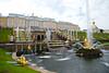 Peterhof: the Grand Cascade