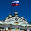 Winter Palace pediment