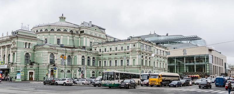 Mariinsky I & II
