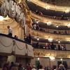 Mariinskiy - Flying Dutchman opera night - opera over