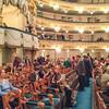 Mariinskiy - Flying Dutchman opera night