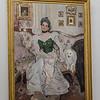 Portrait of Princess Zinaida Yusupova by Valentin Serov - room 69