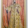 Portrait of Fyodor Shalyapin as Boris Godunov by Alexander Golovin