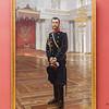 Tsar Nicholas II by Ilya Repin - room 54