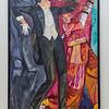 Portrait of Vsevolod Meyerhold by Boris Grigoriev - room 77
