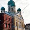 St Isidorovskaya Church in St Petersburg, Russia.